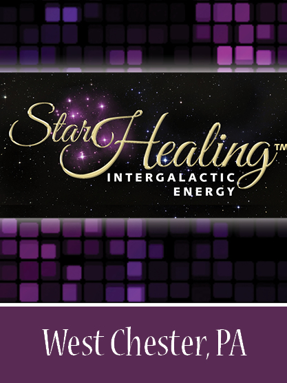 Star Healing Intergalactic Energy
